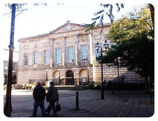 shirehall picture